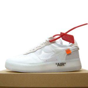 Nike Air Force 1 Low Off White Terbaru Akan Dirilis Akhir Tahun Ini