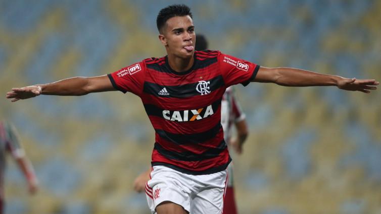 Real Madrid Resmi Membayar Reinier Jesus Carvalho Dari Flamengo